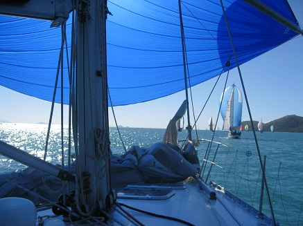 Sailing Course 5. Spinnaker essentials