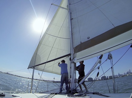Sailing Course 6. Crew roles and club racing