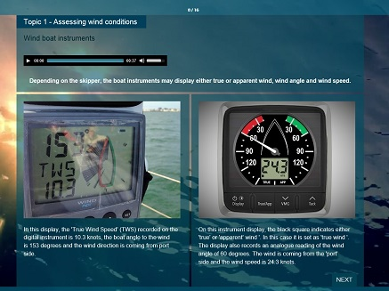 Learn to sail Course 3 Understanding the points of sail Preview 1