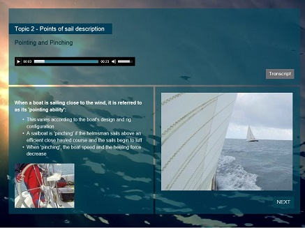 Learn to sail Course 3 Understanding the points of sail Preview 2