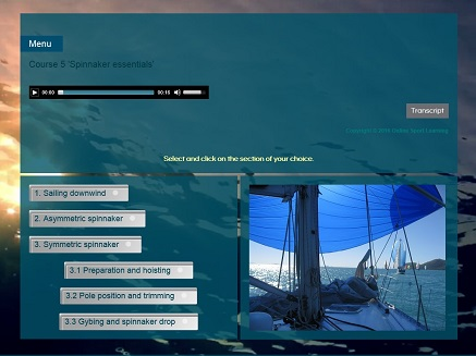 Learn to sail courses