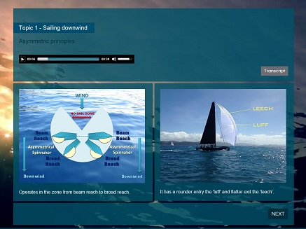 Learn to sail Course 5 Spinnaker Essentials Preview 1