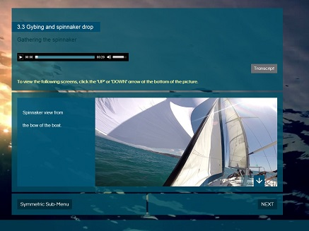 Learn to sail Course 5 Spinnaker Essentials Preview 3
