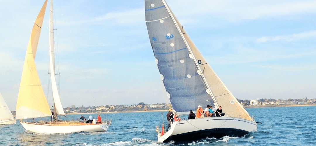 Sailing course sets new standards