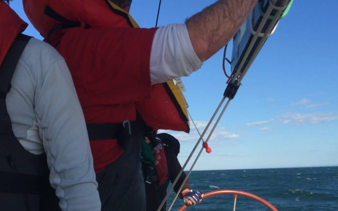 Beginners need to be aware of sailing risks and safety precautions.